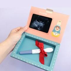 임신테스트기 보관함 - 마트료시카 인디언핑크
