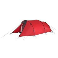 [테라노바] 3인용 터널형 텐트 폴라 라이트 3 레드