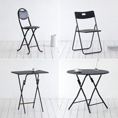 접이식 테이블/의자 - 원형,사각 (5종 택1)