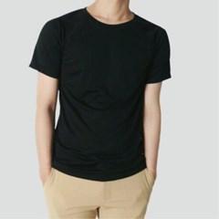남자 어깨뽕 패드 티셔츠_(907356)