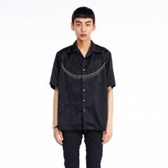 [더그레이티스트]GT19SUMMER 03 Chain Shirt BLACK