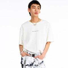 [더그레이티스트]GT19SUMMER 05 LOGO T-Shirt WHITE