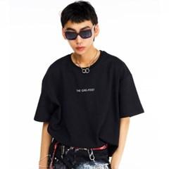 [더그레이티스트]GT19SUMMER 05 LOGO T-Shirt BLACK