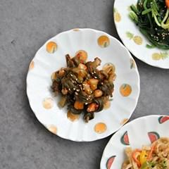 일본식기 큐티후르츠 접시 15cm_(1315556)