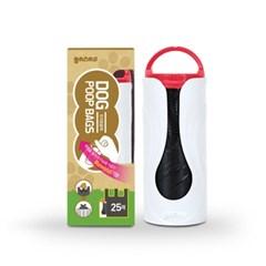 [가마스] 휴대용 비닐롤백 - 반려동물용백