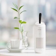 라이프썸 휴대용 공기청정기(LFS-HA03) 화이트