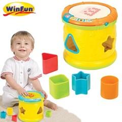 알파벳 아기블럭 드럼