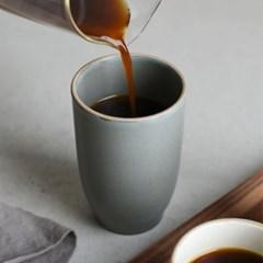 킨토 노리 텀블러 도자기 컵 350ml 4컬러_(1327263)