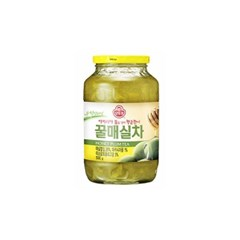 [오뚜기] 꿀매실차 (1kg)
