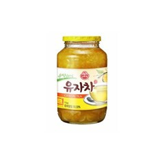 [오뚜기] 유자차 (1kg)