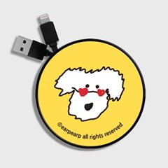 DogHeart character-yellow(스마트릴)_(1175522)