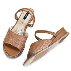 kami et muse Middle wedge rattan slippers_KM19s227