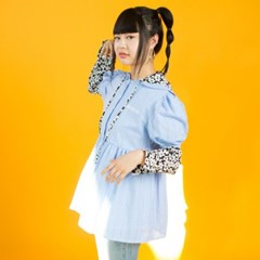 BABY DOLL SHIRT ONEPIECE Check