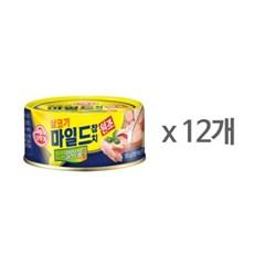 [오뚜기] 마일드 참치 (150g) x 12