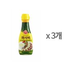 [오뚜기] 와사비소스 (250g) x 3