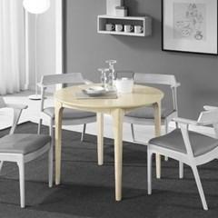 [스코나]루아스 원형 4인 식탁 테이블1_(602719308)