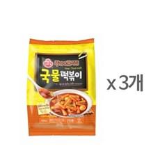 [오뚜기] 뚜기네 분식집 국물떡볶이 (426g) x 3