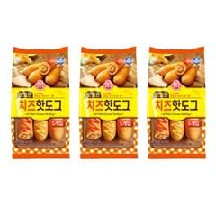 [오뚜기] 맛있는 치즈 핫도그 (400g) x 3