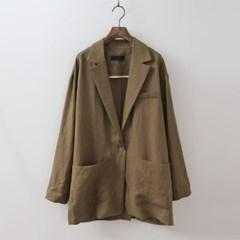 Linen Time Jacket