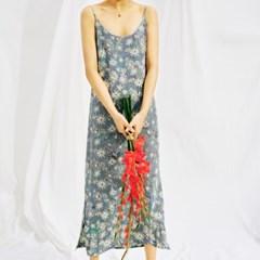 [Slip Dress] Dahlia - Gray