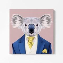 캔버스 인테리어 아이방 그림 액자 동물 친구 코알라