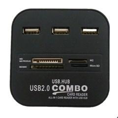 PH USB2.0 Card Reader(카드리더기)