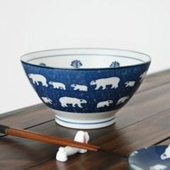 일본식기 북극곰 우동면기_(1320312)