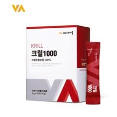 VV 크릴오일 1000 분말 스틱 1박스 총 30포 (30포X1박스)