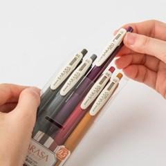 사라사 클립 젤 볼펜 0.5 빈티지 컬러 5색 세트 ver2