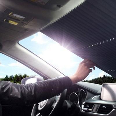 셔터식 차량용 햇빛가리개
