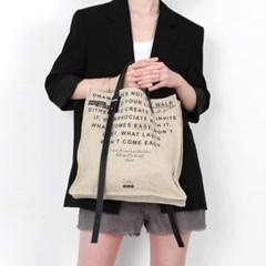[6/17 예약발송] 드라마 토트/숄더백 (Drama Tote/Shoulder Bag)