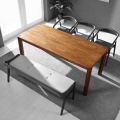 [스코나]노르덴 원목 1800 식탁 테이블_(602719782)