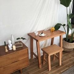 소피드메종 헬렌 프렌치st 원목 1인 식탁세트 (테이블+의자1) HL091
