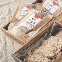 [바른누룽지]유기농현미80%무농약귀리20% 귀리누룽지X3팩