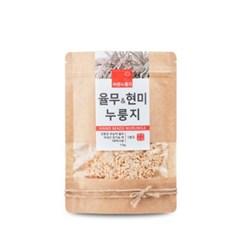 [바른누룽지]무농약율무10% 유기농현미90% 율무누룽지