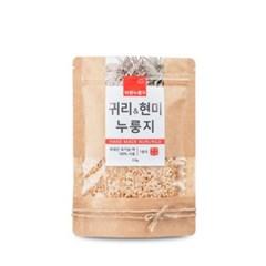 [바른누룽지]유기농현미80%무농약귀리20% 귀리누룽지