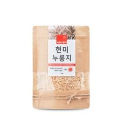 [바른누룽지]쌀눈쌀유기농현미 100% 수제현미누룽지