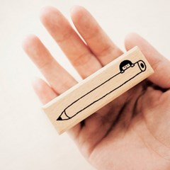 [YOHAND] Pencil - Stamp