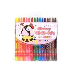5000 빙글빙글 색연필 (16색/여)_(2614660)