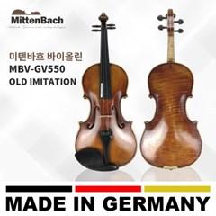 바이올린 독일 미텐바흐MBV-GV550올드이미테이션