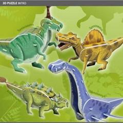 3D입체퍼즐 공룡시리즈2 [CK037]_(917689)