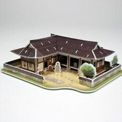 3D입체퍼즐 한국의 전통가옥 기와집 [CK003]_(917667)