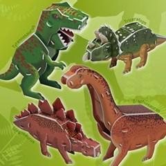 3D입체퍼즐 공룡시리즈 4종 [CK021]_(917665)