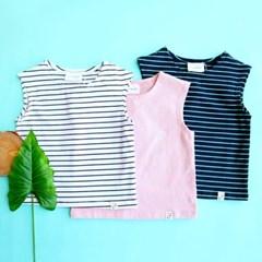 심플 아동 민소매 티셔츠 IB2CV551U
