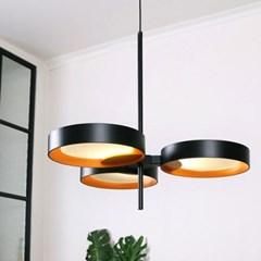LED 마디스 3등 펜던트 36W