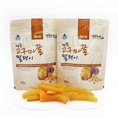 땅끝식품 고구마말랭이100gX20봉_(2008010)