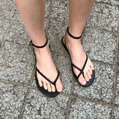 Cross belt color sandal_S_(1345892)