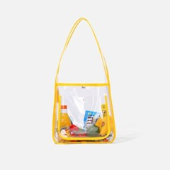 DAY DAY BAG PVC Yellow