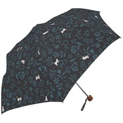 [일본] 고양이와 플라워 미니우산(양산겸 우산) 2종
