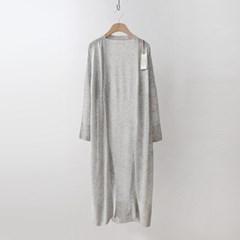 Hoega Silk Wool Long Cardigan